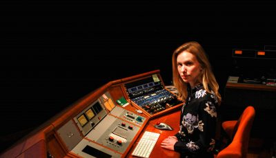 Margaret Luthar studio intervista pro audio analog hardware mastering vinile chicago audiofader