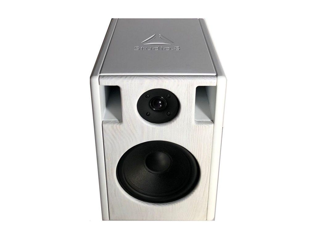 Redsound Studio monitor studio.8 pro recording mix audiofader