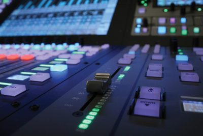 SSL Live l350 l550 console mixer hardware hybrid digital analog modsart audiofader