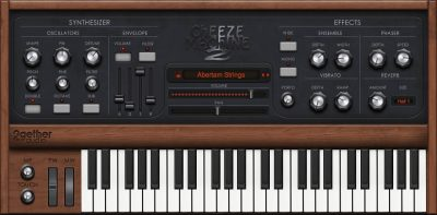2gether audio Cheeze Machine 2 virtual synth instrument gratis free freeware audiofader