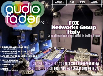 audiofader heritage audio ha73eq foffo bianchi fox italy ik multimedia uno atc scm12pro