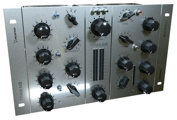 Acustica Audio Titanium3 plug-in pro studio rec mix mastering itb daw software audiofader