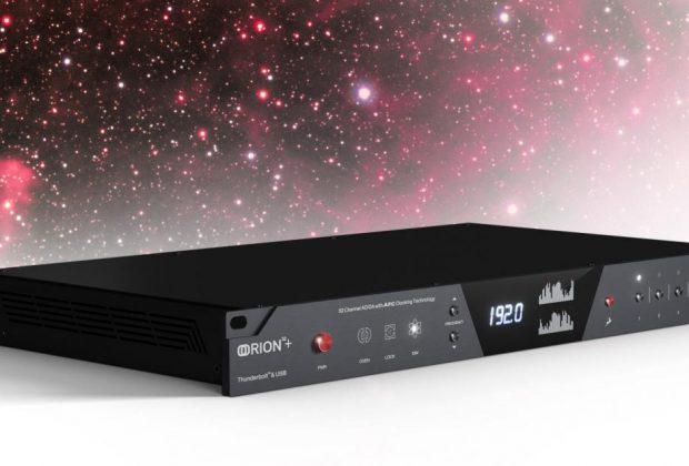 Antelope Audio Orion 32+ | Gen 3 hardware analog digital interfaccia pro studio rec mix mastering ad da audiofader