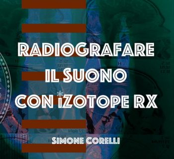 manuale izotope rx 7 libri audiofader