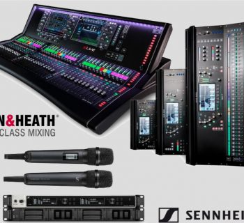 Evento Exhibo Remix Sound live sennheiser allen&heath audiofader