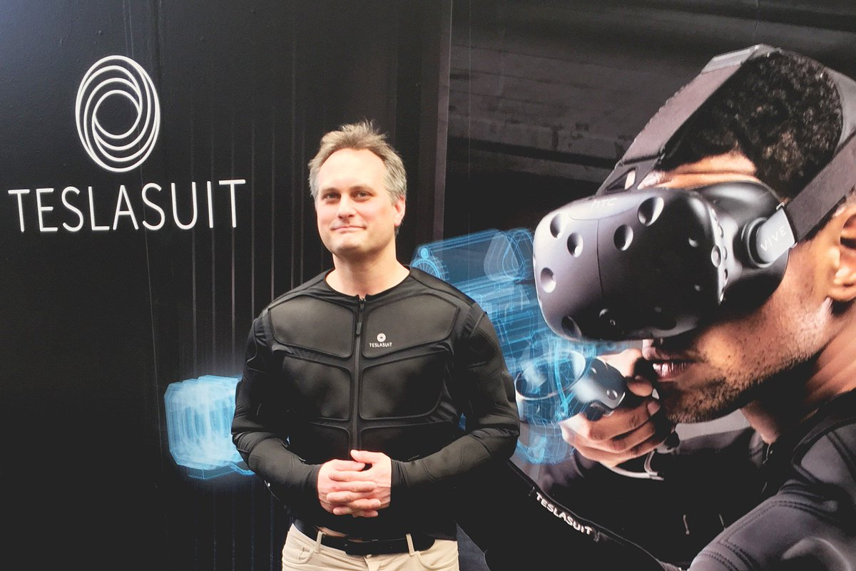 Musikmesse Dr Fridolin Wild VR augmented reality realtà aumentata audiofader