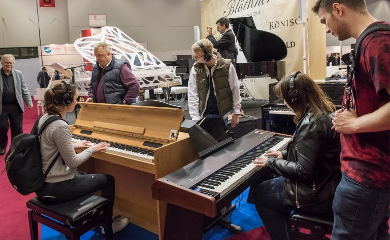 Musikmesse eventi fiera francoforte audiofader