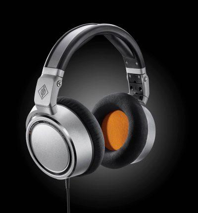 Neumann NDH 20 cuffie headphone studio pro exhibo test audiofader