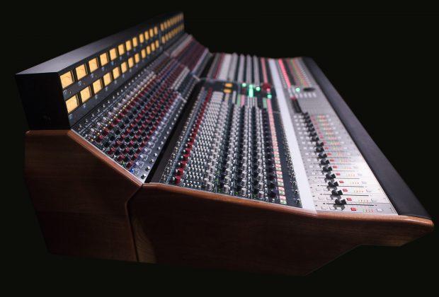 RND 5088 analog console hardware mix mixer rupert neve designs midiware studio pro audio audiofader