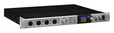 Steinberg AXR4 thunderbolt interfaccia audio pro studio rec mix test audiofader