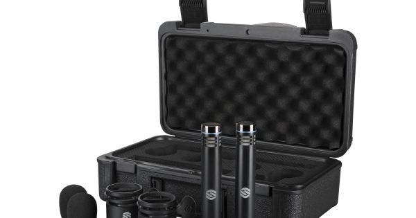 Sterling Audio SL230MP mic condenser small rec studio pro audiofader