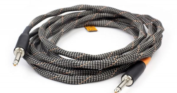 Vovox sonorus cavo cable strumento alta impedenza chitarra basso test audiofader