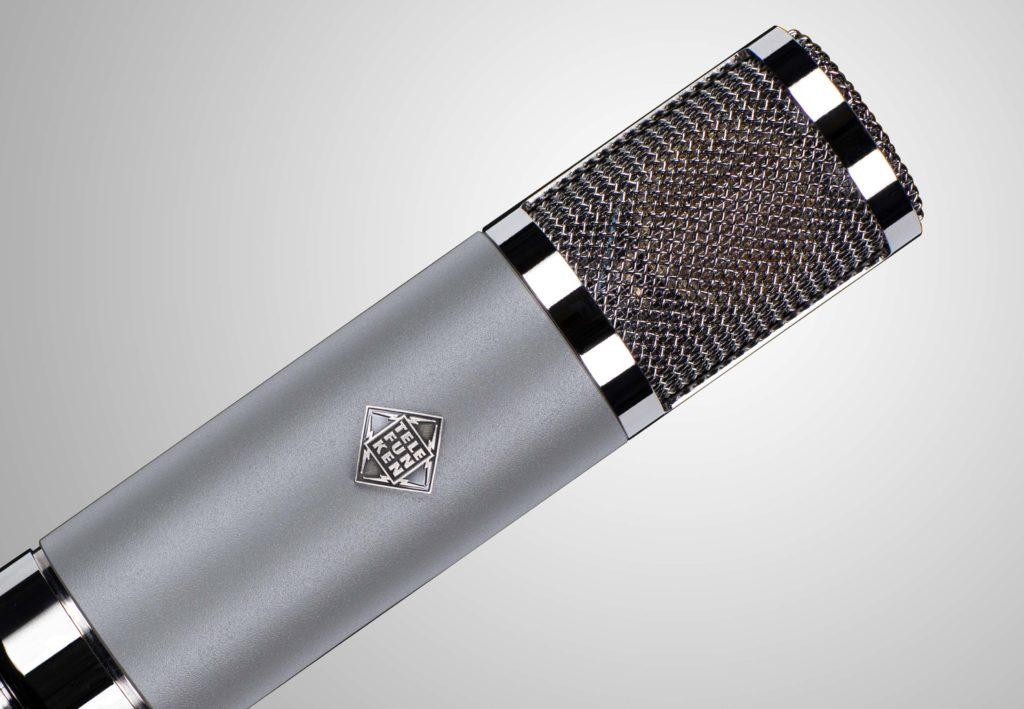 telefunen alchemy mic tube valvolare tf51 funky junk audiofader