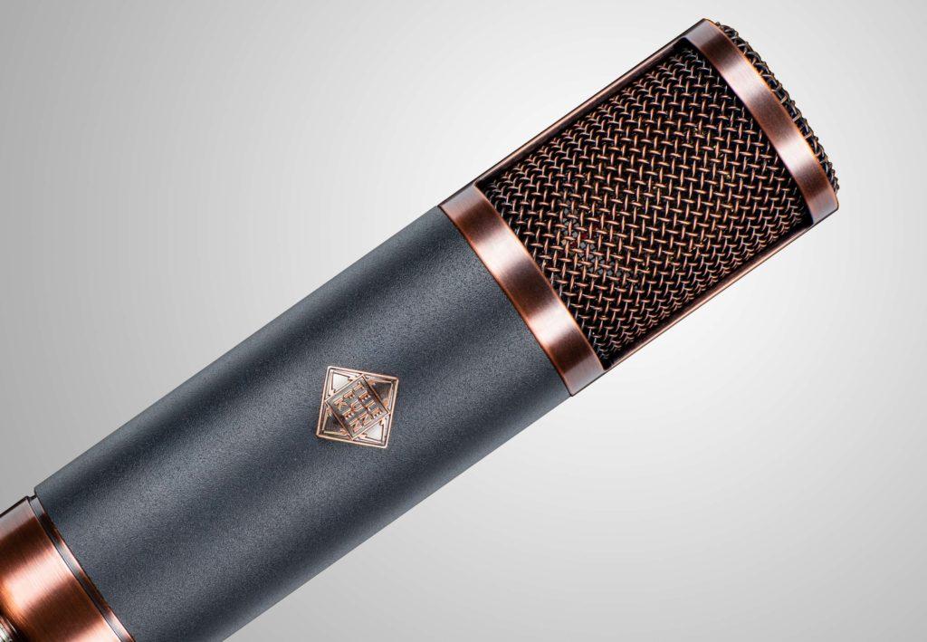 telefunen alchemy mic tube valvolare tf39 funky junk audiofader