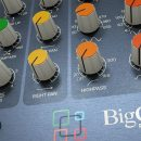 Acustica Audio Big Ceil software plug-in audio virtual mix itb daw studio audiofader