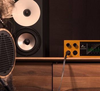 Antelope Audio Amàri interfaccia audio hardware pro studio audiofader
