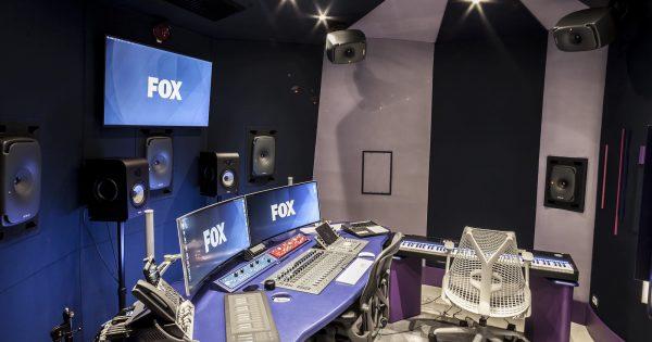 studio tv fox luca pilla audiofader