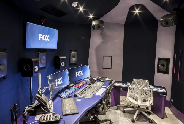 studio tv fox luca pilla audiofader