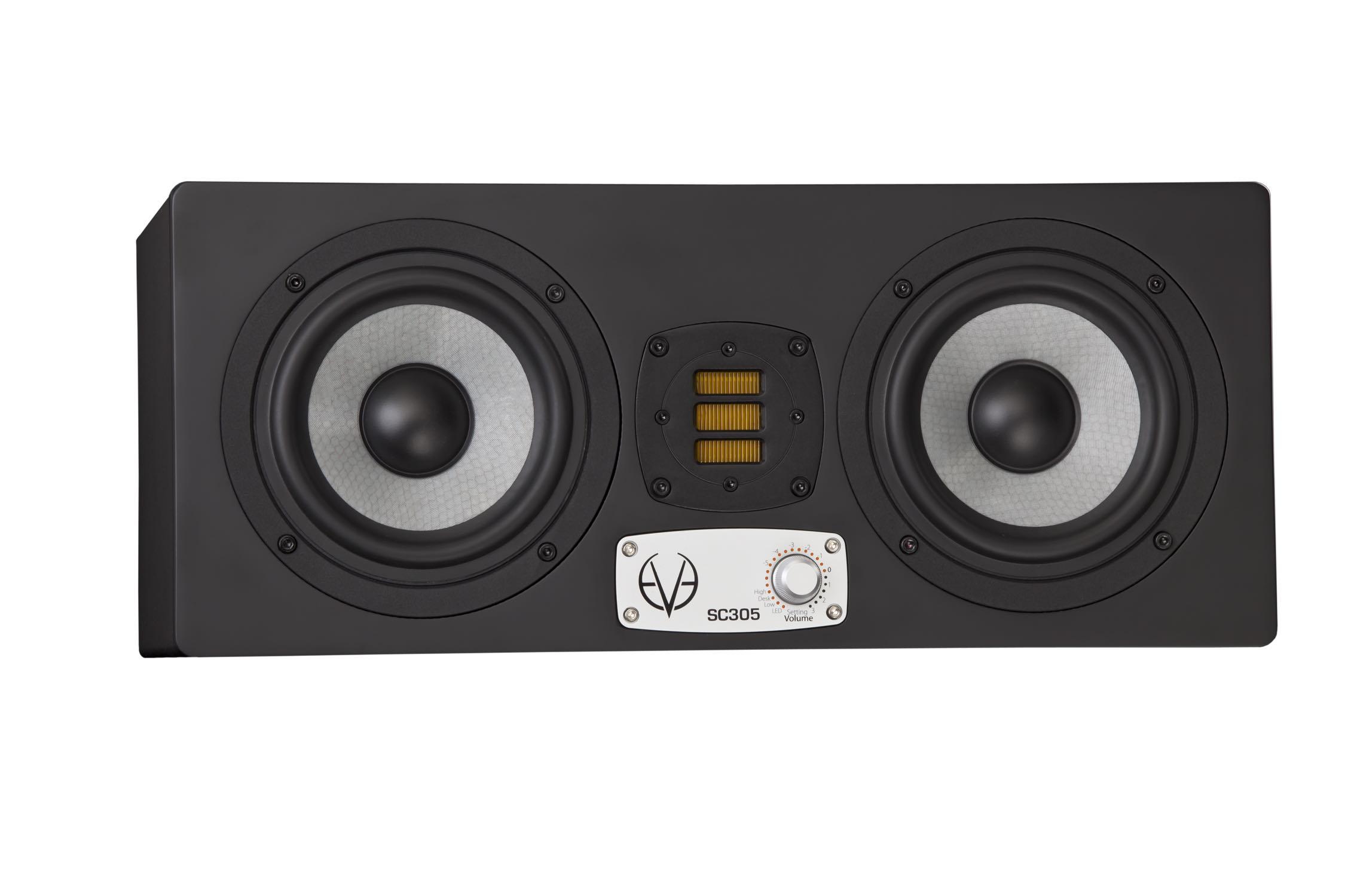 Eve Audio SC305 monitor audio studio pro home soundwave audiofader