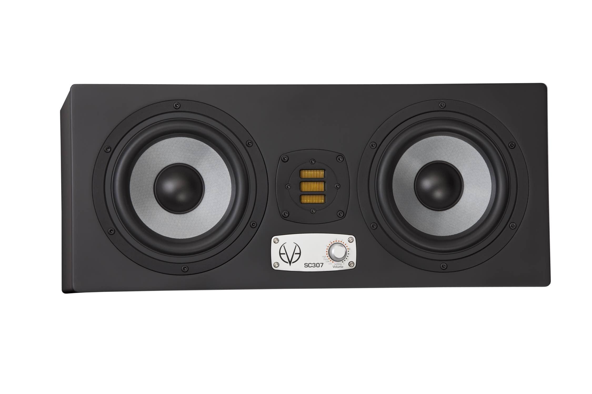 Eve Audio SC307 monitor audio studio pro home soundwave audiofader