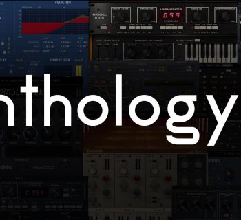 Eventide Anthology XI plug-in audio bundle software daw test audiofader
