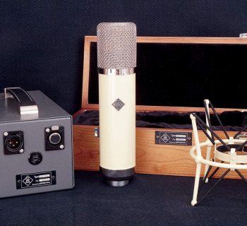 Golden Age Premier GA-251 mic vintage soundwave audiofader