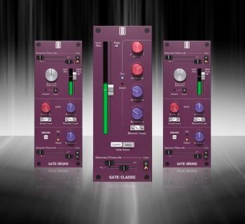 Slate Digital Gates Bundle plug-in audio software virtual mix audiofader
