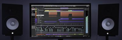Steinberg Cubase pro 10 software audio daw studio test audiofader