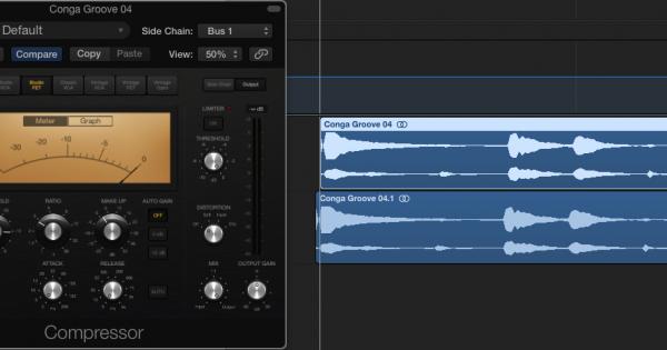 Tutorial lookahead compression mixing rec mix software daw audiofader