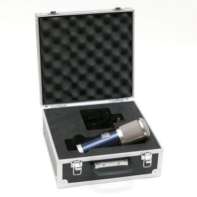 Rosswell Pro Audio Delphos 2 studio mic condensatore condenser rec audiofader
