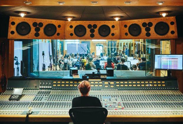 Spitifire Kepler Orchestra sample library virtual instrument audiofader