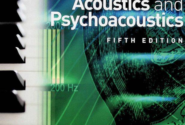 libro acoustics and psycoacoustics acustica audiofader
