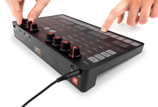 speciale rubrica sintesi italiana Ik Multimedia UNO Synth audiofader