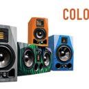 Adam Audio AX Promo monitor speaker pro studio home midi music audiofader