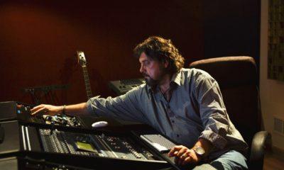 Alan Parsons masterclass evento mix neve 5088 console hardware audiofader