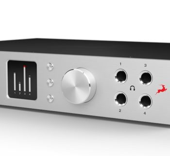Antelope Audio Discrete 4 Synergy core interfaccia audio pro studio hardware digital audiofader