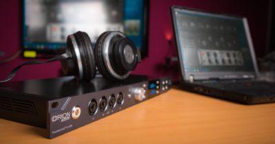 Antelope Audio summer promo interfaccia audio interface word clock generator audiofader