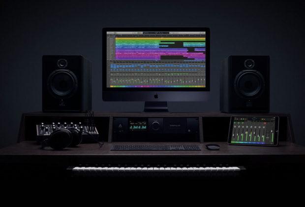 Apple Logic Pro X update aggiornamento software daw strumenti musicali
