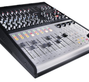 Audient ASP2802 studio mixer daw hardware digital funky junk test audiofader
