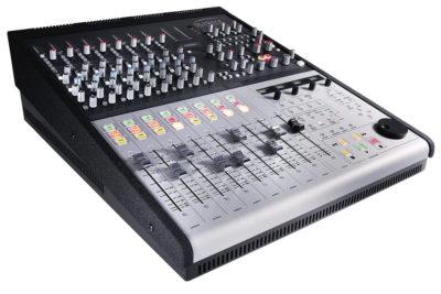Audient ASP2802 studio mixer daw hardware digital funky junk test audiofader