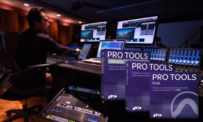 Avid Pro Tools 2019 software daw virtual mix processing rec soundwave audiofader