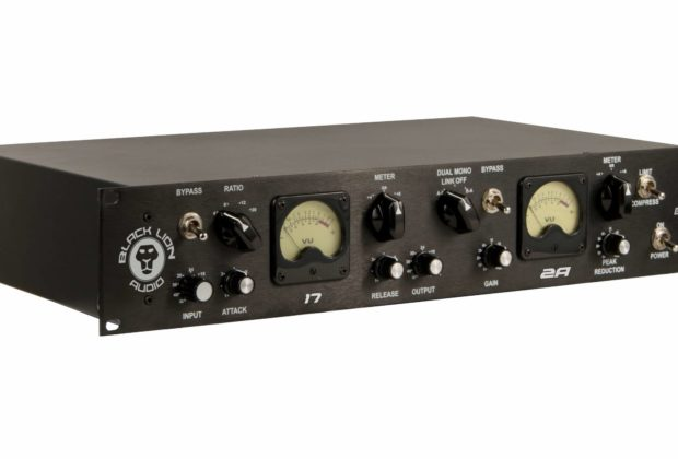 Black Lion B172A audio comp la2a 1176 hardware outboard analog audiofader