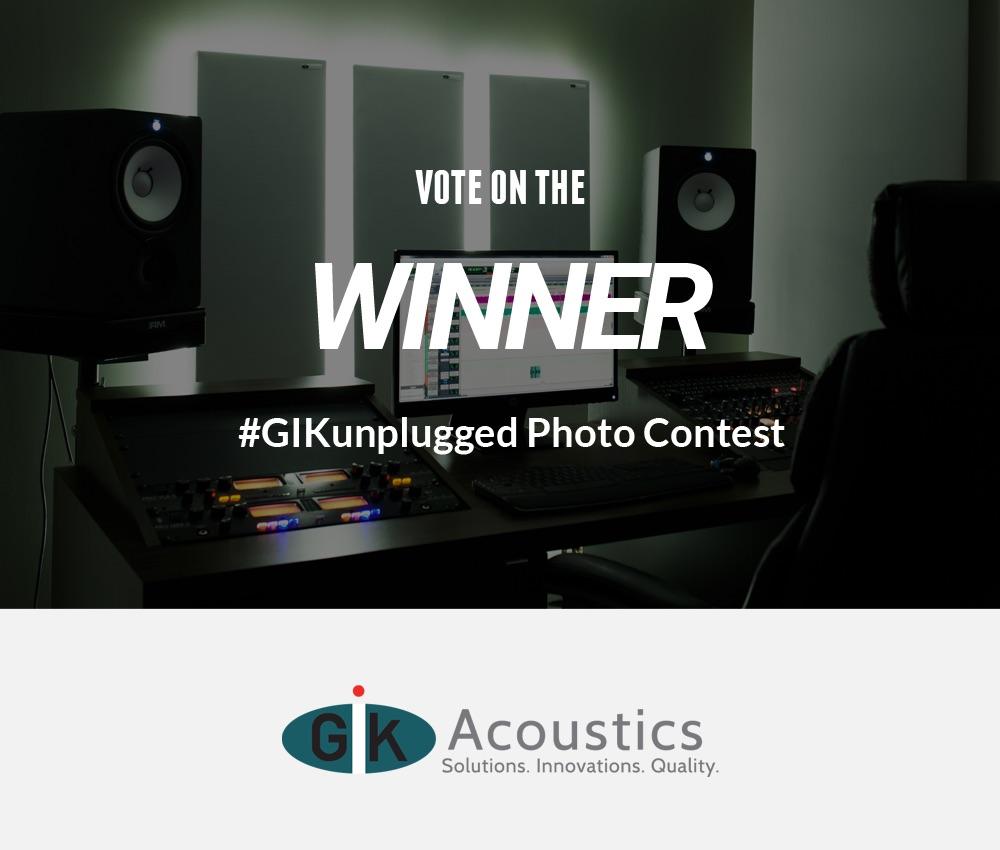 Gik Acoustics Photo Contest 2019 pannelli acustica audiofader