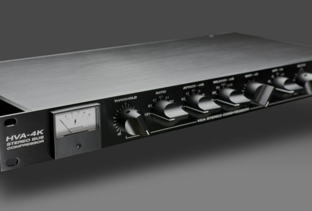 High Voltage Audio HVA-4k outboard analog hardware comp studio rec mix pro audiofader