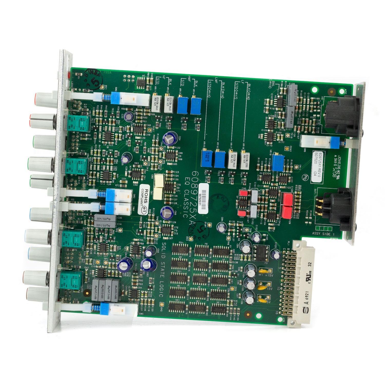 SSL XR425 hardware outboard 500 analog eq test audiofader