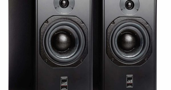 ATC SCM20ASL Pro hardware monitor studio audio pro test audiofader