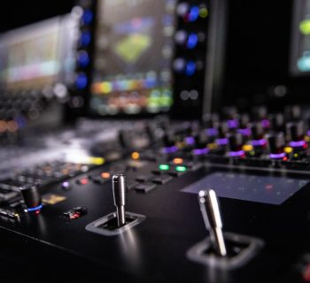 Avid S4 s1 superficie di controllo soundwave studio pro hardware digital audiofader