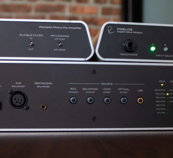 Fidelice precision headphone amp phono pre converter rupert neve designs hardware outboard hi fidelity home audiofader