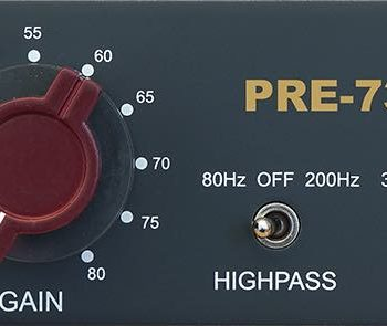 Golden Age PRE73 Premier hardware outboard analog pre rec soundave audiofader test