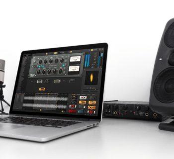 Ik Multimedia iLoud MTM monitor speaker pro studio rec mix hardware mogar audiofader